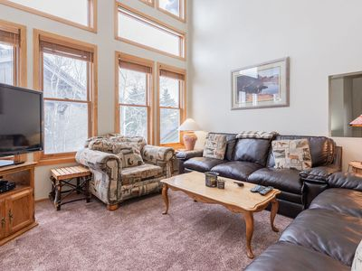 Photo for Snowcreek #856, Updated 2 Bedrm + Loft Townhme in Snowcreek Phase 5