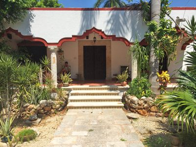Photo for Casa hacienda Itzimna