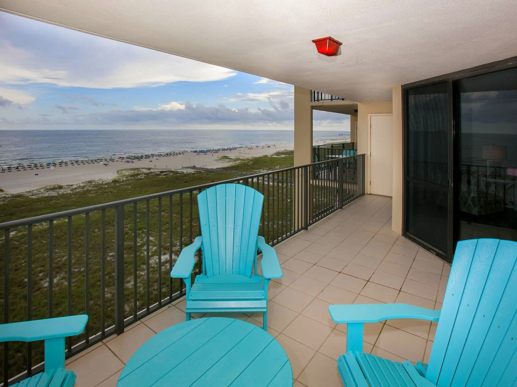 Completely Renovated Spacious Gulf Front 3 Bedroom Condo In Orange Beach Orange Beach