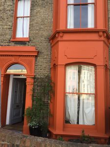Photo for Large light first floor flat in creative Hackney. 2 or 1 bedrooms, Long lets