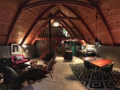 Photo for Fabulous 2 Bedroom/2 Bath A-frame Retreat - The Coolest Place On Whidbey Island!