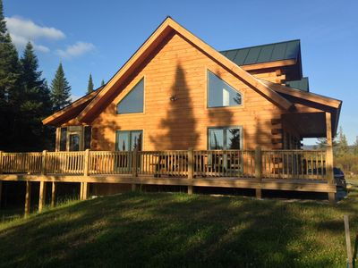 Photo for Bretton Woods Log Home