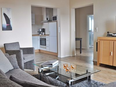 """Photo for Libra-Hüs, """"dolce vita"""" - """"Waage-Hüs"""" 4 apartments with sea view"""