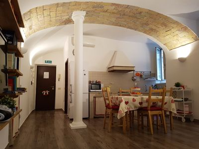 Photo for Delightful apartment near the Vatican Museums