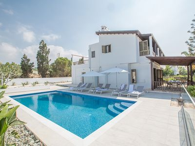 Photo for Villa Rosie, Beautiful 4BDR Ayia Napa Villa With Private Pool