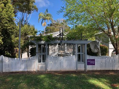 Photo for Wisteria Cottage in the heart of Mount Tamborine - dog and cat friendly
