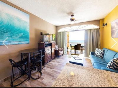 Photo for Endless Summer Luxury Surf Condo! Panoramic Surf Views! Beachfront complex!