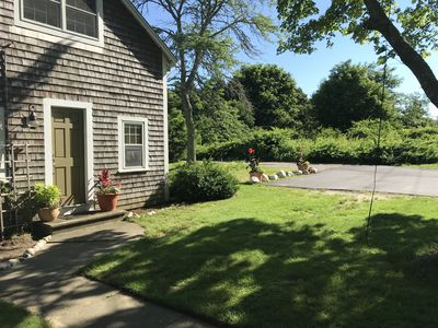 Photo for Relax and unwind at this 3- bedroom, 1-bath vacation rental in East Falmouth.