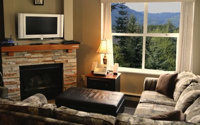Photo for 2 Bedroom + Loft Whistler Condo At Affordable Rates!