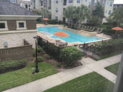 Photo for Pool View 3 Bedroom / 2 Bathroom Condo in the Woodlands