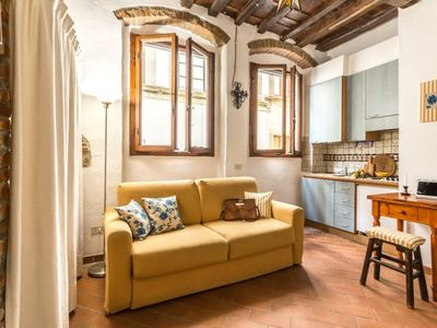 Photo for MINI STUDIO IN THE HEART OF FLORENCE!