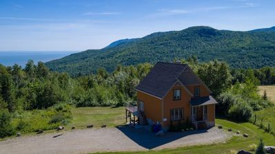 Photo for Le Maryse - Private cottage with A/C, SPA & Electric car terminal