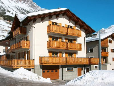 Photo for Apartment Mountain Home-Families Holidays  in Valdidentro (SO), Lombard Alps - 10 persons, 3 bedrooms