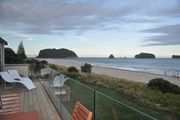 'On the Beach' ... Whangamata