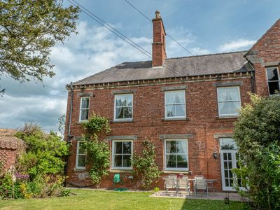 Photo for Spacious period property on historic, private estate sleeping up to 12.