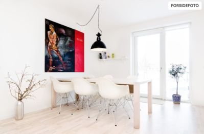 Photo for Cool townhouse, 4 rooms for 8-10 people in Copenhagen