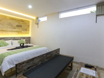 Photo for New Open! ★  Very Cute Green Studio in Sanur No12