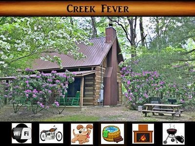 Photo for 1BR Cabin Vacation Rental in Cosby, Tennessee