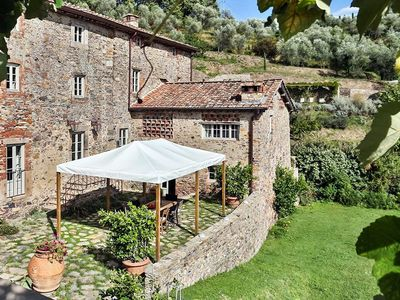 Photo for CHARMING FARMHOUSE near Vorno with Pool & Wifi. **Up to $-1777 USD off - limited time** We respond 24/7