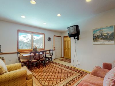 Photo for Private basement rental w/ mountain views & full kitchen
