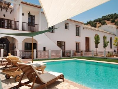 Photo for Beautiful Big Villa in Andalucia Perfect for Large Groups.