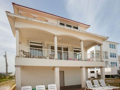 Photo for Wine Down - A gulf-front home that sleeps 16! RARE SUMMER AVAILABILITY!!!