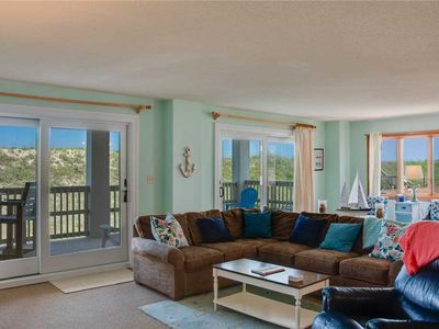 Photo for Heron Cove 101S : Classically Furnished Oceanfront Condo Feels More Like Your Own Cottage