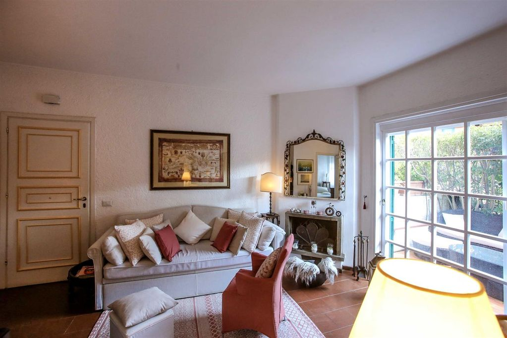 Charming Porto Ercole Two Bedroom Apartment