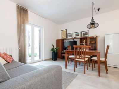 Photo for Comfort one bedroom apartment for four
