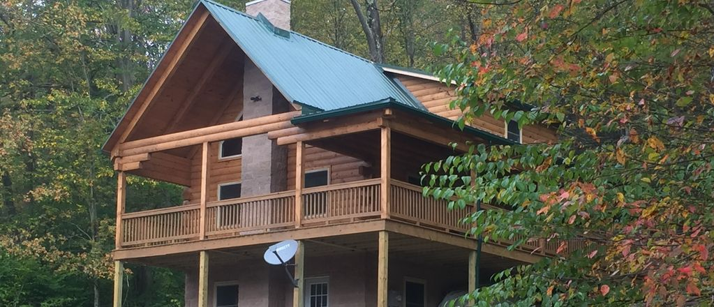 family friendly cabin on the clarion river vrbo