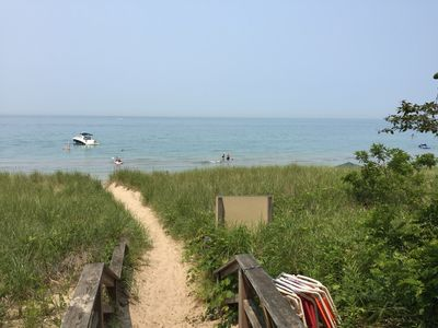 Photo for Private Beach Access, Renovated, Quiet Neighborhood
