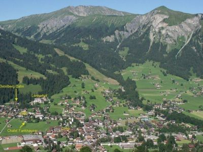 Photo for Apartment Fankhauser in Lenk - 6 persons, 3 bedrooms