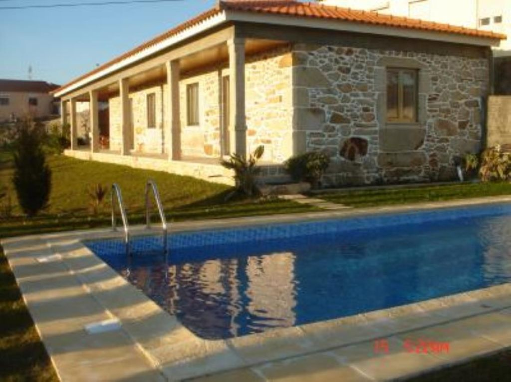 Cottage With Garden And Swimming Pool Esposende Esposende Northern Portugal