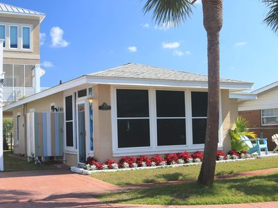 Photo for * * L@@K ! !  Beach House - Steps from the Water! Ask about CURRENT SPECIALS!!