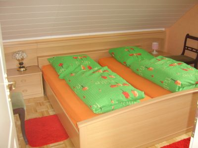 Photo for Non smoking rental, 53 square meters, first OG - Holiday Apartment Anna