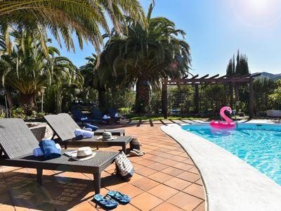 Photo for Finca Madroñal with Pool in Gran Canaria