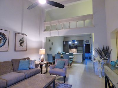 Photo for Elegante'Is a two bedroom unit with additional youth bunk beds off the kitchen.