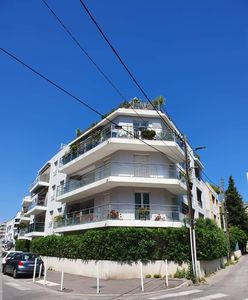 Photo for Superb apartment in Juan les Pins (Antibes)
