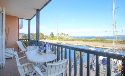 Photo for Close to the beach flat for 4 persons  et  sea view