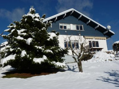 Photo for Cottage 4 * near the lake, ski slopes and shops free wifi