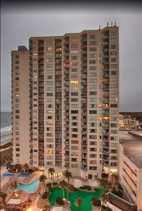 Photo for Oceanfront Resort - Two Bedroom Oecanview  Condo