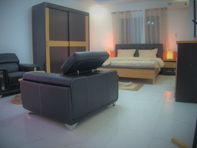 Photo for HIGH-STANDING FURNISHED APARTMENT SUITE DONDOU IN KEUR-GORGUI