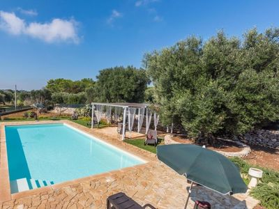 Photo for 2 bedroom Villa, sleeps 6 in Ceglie Messapica with Pool, Air Con and WiFi