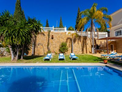 Photo for Casa Buenavista Family Villa in Mijas Golf with Great Pool and BBQ