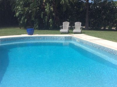 Photo for Las Brisas apartment with pool and close to beach (and a Twizy charger)