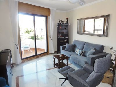 Photo for Maria Teresa apartment close walking distance to the beach
