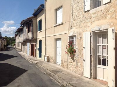 Photo for Character Townhouse located inside the 13th Century Bastide Town of Eymet