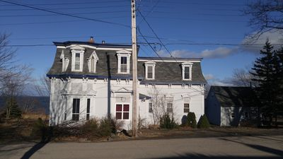 Photo for A beautiful 5 bedroom 4 bath house with Stunning Ocean View in town of Digby