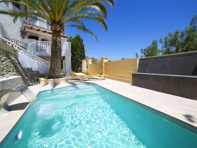 Photo for Vacation home Villa Sol in Calpe/Calp - 7 persons, 4 bedrooms