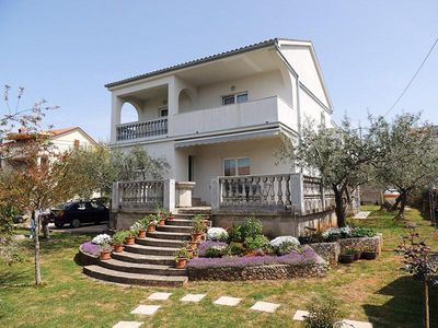 Photo for Lovely and nice apartment in Brzac, Island Krk, Croatia for 4 persons